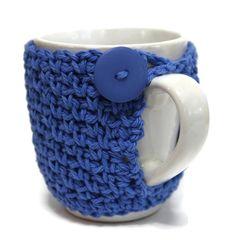 Häkeln Sie Kaffeetasse gemütliche Lehrer Geschenk von Sweetbriers