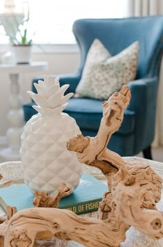 Coastal decor.