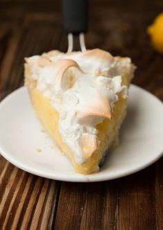 Lemon Curd Cheesecake Tart - Oh Sweet Basil
