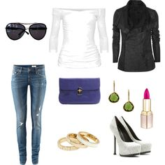 Untitled #126, created by essynce21 on Polyvore
