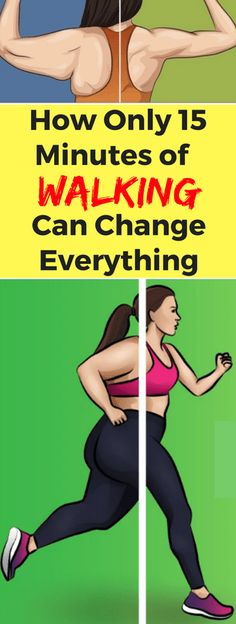 How Only 15 Minutes of Walking Can Change Everything – healthycatcher