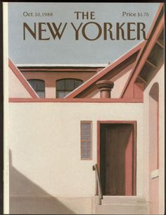 New Yorker Magazine - October 10, 1988 - Cover by Gretchen Dow Simpson