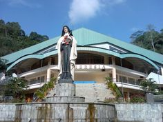 St. Therese Lisieux at Lembah Karmel Monastery, Indonesia