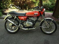 1975 Yamaha RD350