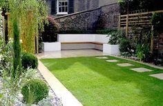 onderhoudsvriendelijke tuin ontwerpen