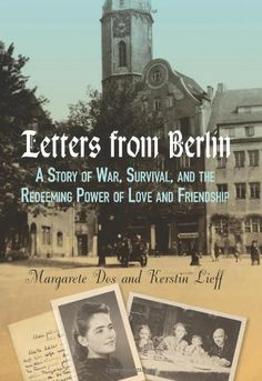 When Kerstin Lieff encouraged her mother to speak about the past, she had no idea what an epic story she would uncover. This book provides a fascinating and unsettling glimpse of life in Germany during the Third Reich and World War II, as well as the uncertain times immediately following the war. ~Abbey, Technical Services