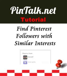 Pinterest has a feature called Related Pins that helps users find other boards and pins that align with their interests. Related pins appear in your home feed and at the bottom of your screen after pinning. Related Pins #Pinterest