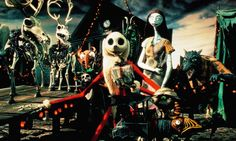 The Nightmare Before Christmas - I love this nightmarish take on a completely non-classic Christmas story. —Samantha Adler, Vogue.com Assistant Photo Editor