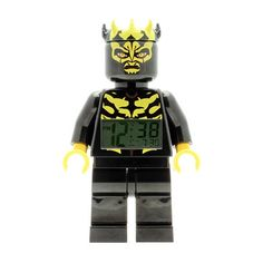 Star Wars Minifigure Alarm Clock  http://bobbiejosonestopshop.com/products/star-wars-minifigure-digital-alarm-clock  #BobbieJosOneStopShop #StarWars #AlarmClock #LCD #Digital #Lego #Snooze