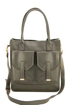 Erica Anenberg Madison Messenger by Erica Anenberg on @HauteLook. Looking for great bag for meetings.