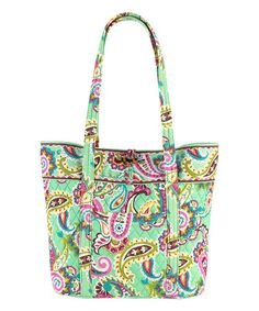Another great find on #zulily! Tutti Frutti Vera Tote #zulilyfinds