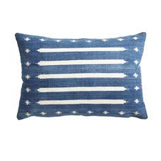 pillow perfection in indigo