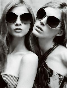 Versace sunglasses F/W 10.11