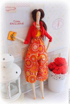 Купить Элеонора - кукла Тильда, кукла в подарок, кукла интерьерная, принцесса, принцесса тильда