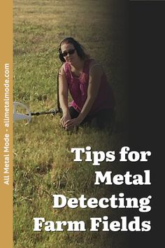 Best Ways to Metal Detect Farm Fields Metal Detecting Tips, Underground Lines, Magnet Fishing, Gold Prospecting, Hunting Tips, Treasure Hunting, Good Find, Metal Detector, Metal Projects