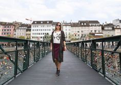 HOW TO WEAR LONG CARDIGAN IN SPRING Zurich, Long Cardigan, Old Town, Switzerland, Spring, How To Wear, Long Cardigan Sweater, Old City