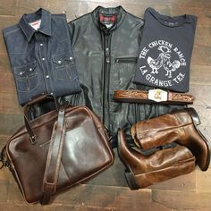 Men's Western Fashion at Boot Star Online. Offering products that we believe in, pieces that  we are proud to carry and wear, you can't go wrong with the classics like the motorcycle jackets from the iconic powerhouse - Schott Leather.