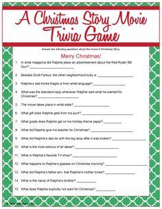 Christmas food trivia christmas party pinterest christmas
