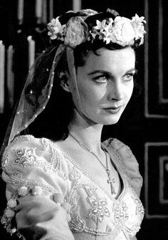Vivien Leigh as Juliet