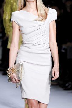 Paris Moda Haftası İlkbahar 2011'de Elie Saab