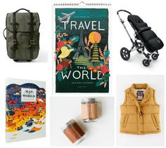 Pretty Prudent Wishlist: For the Traveler