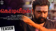 Kodiveeran Official Teaser | M.Sasikumar, Mahima Nambiar | Muthaiya | N.R.Raghunanthan KodiveeranTeaser | #Kodiveeran is a Tamil Indian action family drama film Read more...