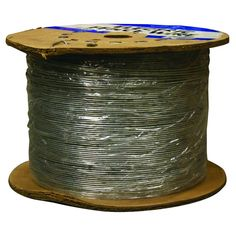 FARMGARD 1/2 Mile 17-Gauge Electric Fence Wire-317752A - The Home Depot
