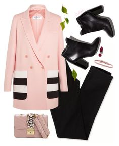 """""""🍂"""" by gabyidc ❤ liked on Polyvore featuring American Eagle Outfitters, MaxMara, Pierre Hardy, DANNIJO, GEDEBE and NARS Cosmetics"""