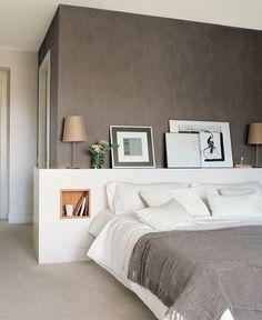 Contemporary Bedroom Design Ideas #bedroom #contemporary #bedroomdesign #modernbedroom