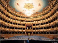 Opera at Teatro La Fenice , Venice , province of Venezia , Veneto region Italy