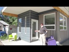 ▶ Shipping containers recycled into affordable, accessible Utah home - YouTube