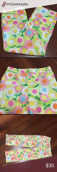 Lilly Pulitzer Pants Size 4 Lilly Pulitzer Pants Size 4 Lilly Pulitzer Pants