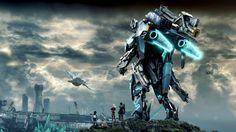 #XenobladeChroniclesX  Para más información sobre videojuegos síguenos en Twitter: https://twitter.com/TS_Videojuegos y en www.todosobrevideojuegos.com