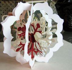 Very cool Framelit Snowflake Ornament
