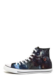 Chuck Taylor DC Comics Batman High Top Sneaker on HauteLook