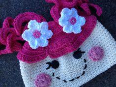 Lalaloopsy Crochet Hat    https://www.etsy.com/listing/120136631/custom-lalaloopsy-inspired-lala-loopsy