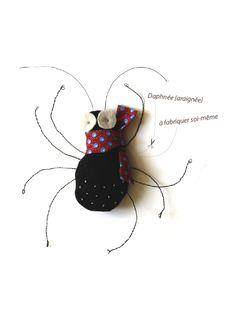 Image of Daphnée l'araignée/kit bestiole