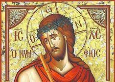 Προσευχή στον Ιησού Χριστό Orthodox Icons, Religion, Princess Zelda, Fictional Characters, Art, Craft Art, Kunst, Religious Education, Fantasy Characters