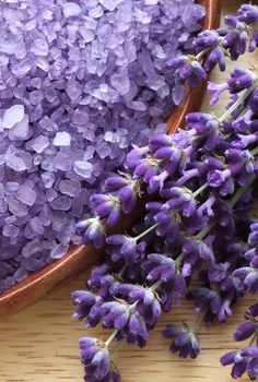 "Pledge to take some ""me-time"" with lavender bath salts as #Renuzit #FreshLavender fills the air. http://www.renuzit.com/scent/fresh-lavender/"