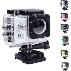 $65 for a 1080P Full HD Sports Digital Video Camera | DrGrab