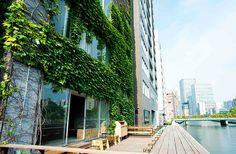 東京VS大阪、加速するGreenとショップの融合。注目すべき商業施設の緑化現象