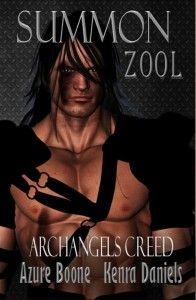 Archangels Creed, Azure Boone, Kenra Daniels, Paranormal Romance, Supernatural Romance, Angel Romance