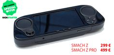 SMACH Z - The Handheld Gaming PC by SMACH Team — Kickstarter