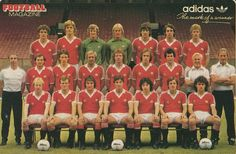 Manchester United 1980/81