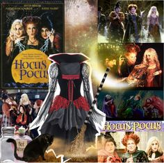 """Hocus Pocus"" by chey-love on Polyvore"