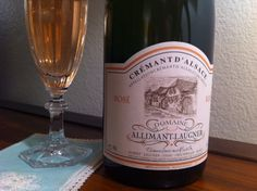 Crémant d'Alsace Rosé is LA Weekly's very first wine to feature on their Wine of the Week series.