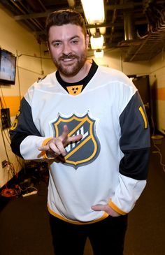 Chris Young Photos - Celebrities Attend the 2016 NHL All-Star Game - Zimbio  Nhl e4c07338b