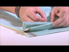 How to make a Pinch Pleat   by Curtain Academy