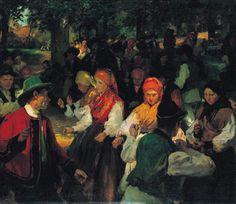 Álvarez de Sotomayor: Festa galega