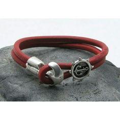 #leatherbracelets #leather #gift #handmade #design www.bonanza.com/booths/Atelye